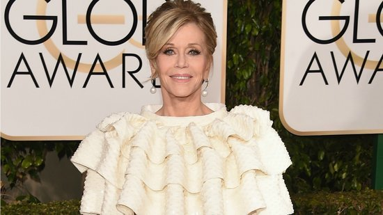 Why Jane Fonda Is 'So Jealous' of Jennifer Lawrence: 'She's the Real Deal'