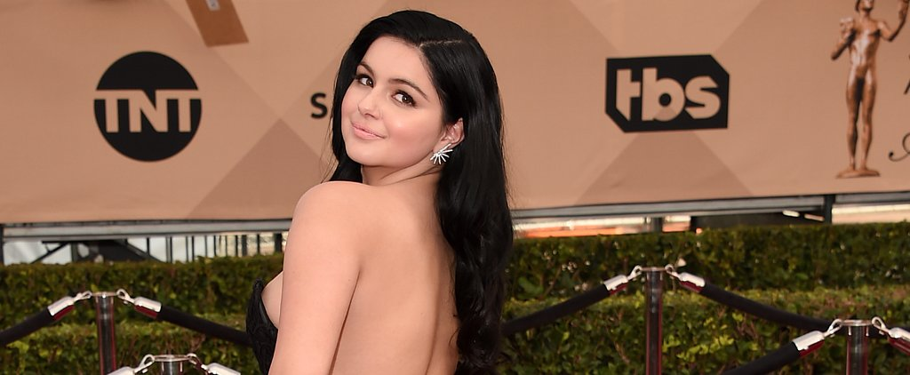 Ariel Winter Shows Off Breast Reduction Scars, Shuts Down Haters