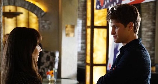 'Pretty Little Liars' Season 6 Episode 14 Recap: Er, Is Aria's Dad A?
