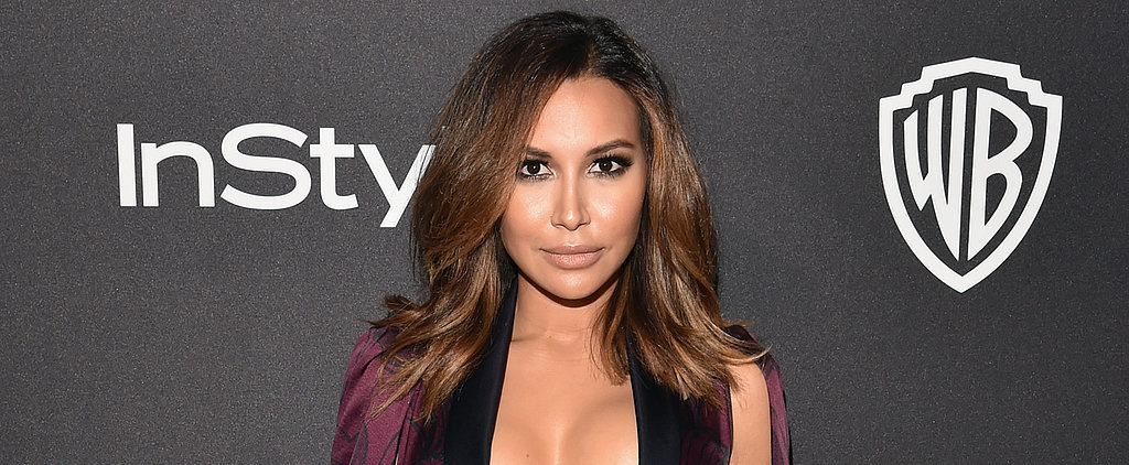 Naya Rivera Posts a Photo of Her Insane Abs, Causes a Nationwide Meltdown