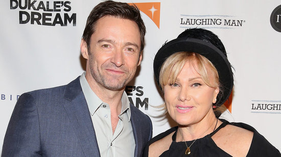 Hugh Jackman Says Married Life 'Gets Better and Better,' Teases Possible 'Deadpool' Showdown