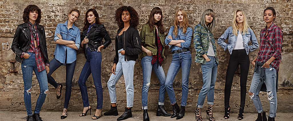 Topshop's Latest Campaign Stars the 9 New It Models You Need to Know