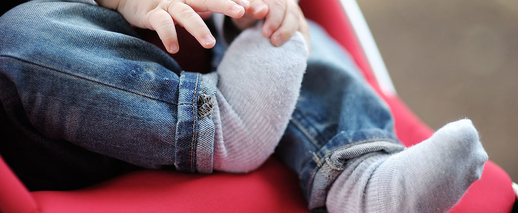 The Dangerous Yet Common Thing That Could Be Happening in Your Baby's Sock