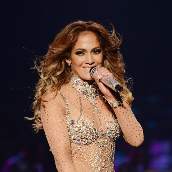 Jennifer Lopez Makeup Interview