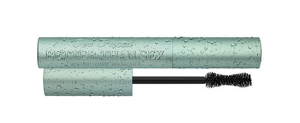 Too Faced Is Launching a Waterproof Version of Its Iconic Better Than Sex Mascara
