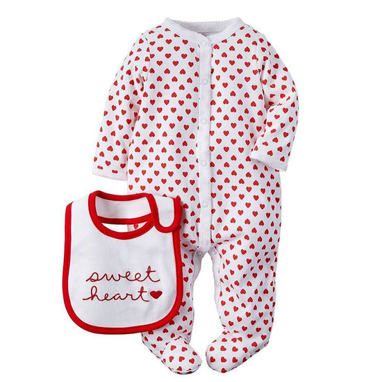Kids' Valentine's Day Pajamas