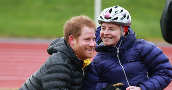 Prince Harry Helps Woman In Wheelchair Who Fell, Proves Again He's Pretty Darn Perfect