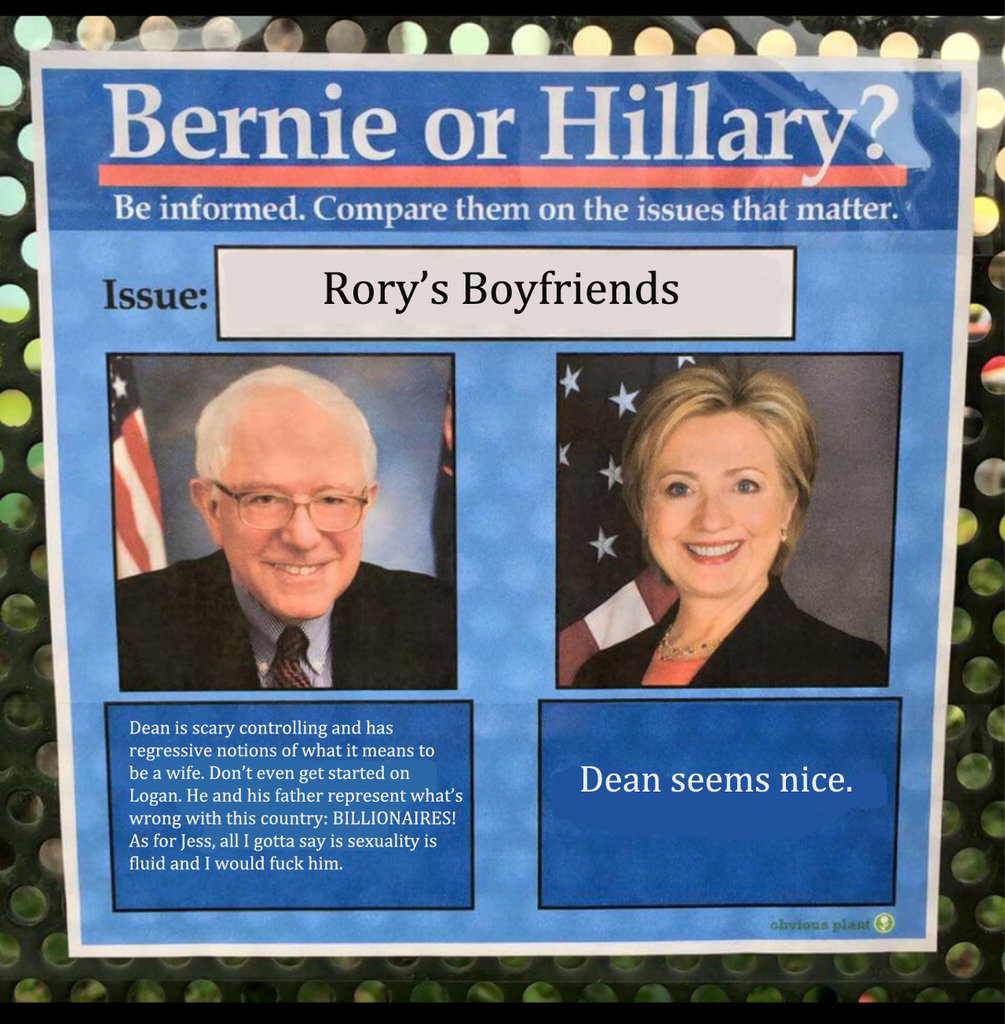 Rory's Boyfriends