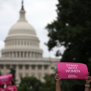 How the Presidential Candidates Stand on Reproductive Rights