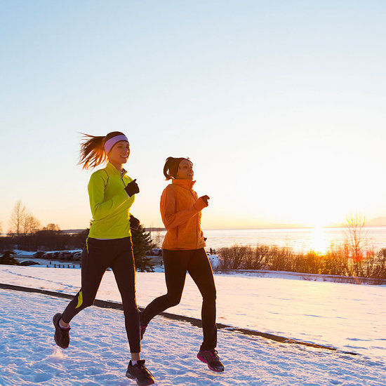 Everything You Need to Know Before Running In the Snow
