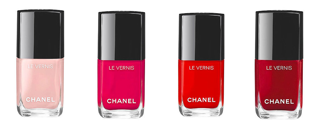 See All of the Gorgeous New Chanel Nail Polishes Here First!