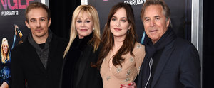 Dakota Johnson Has the Support of Her Genetically Blessed Family on Her Big Night