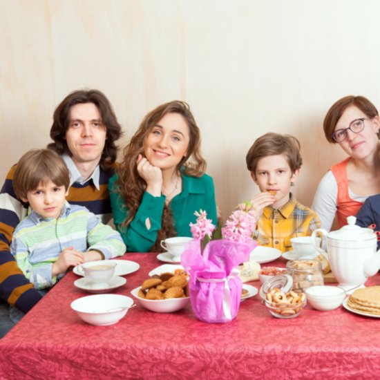 What You Should Never Say to Large Families