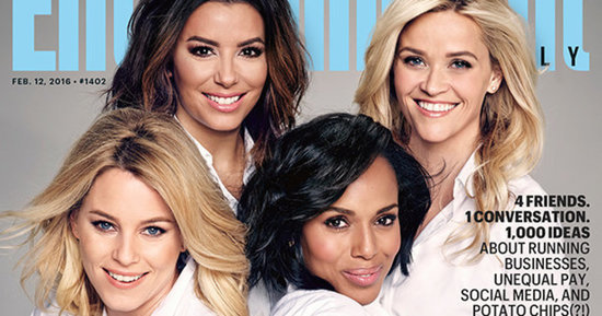 Kerry Washington Says Women Constantly Face The 'Pressure To Be Extraordinary'