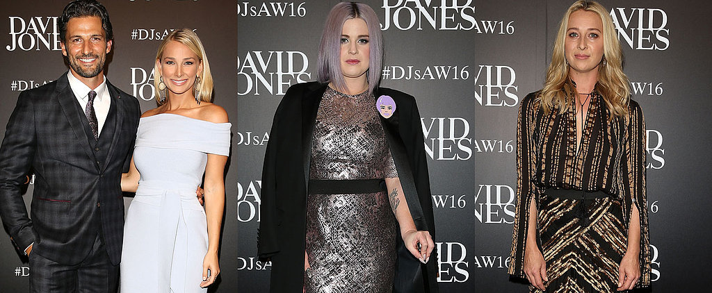 David Jones Fashion Launch: See the All-Star Arrivals!