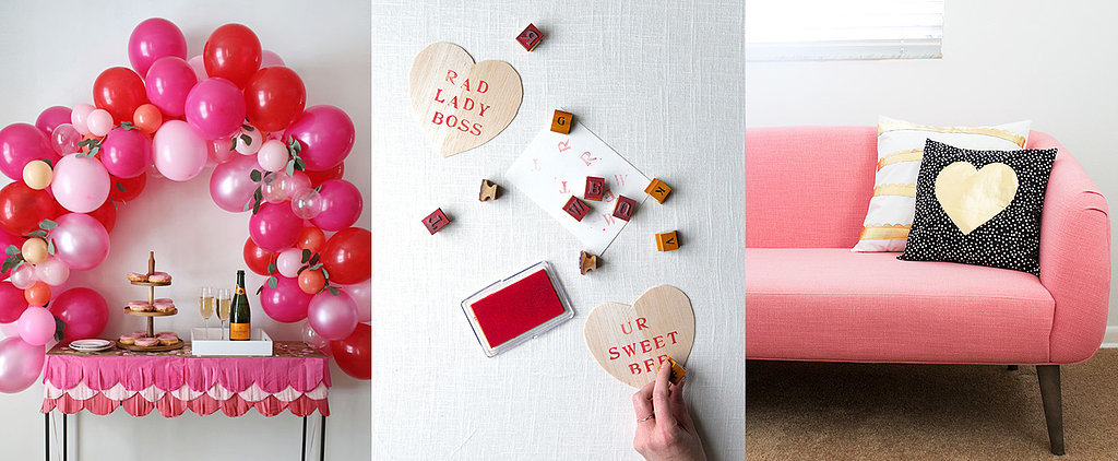 20 DIY Valentine's Day Decor Ideas You're Going to Fall in Love With