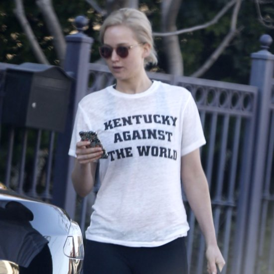 Jennifer Lawrence Out in LA February 2016