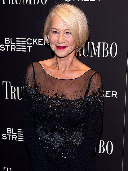 VIDEO: Helen Mirren Believes Having Donald Trump or Ted Cruz as President Is a 'Very Frightening Idea'