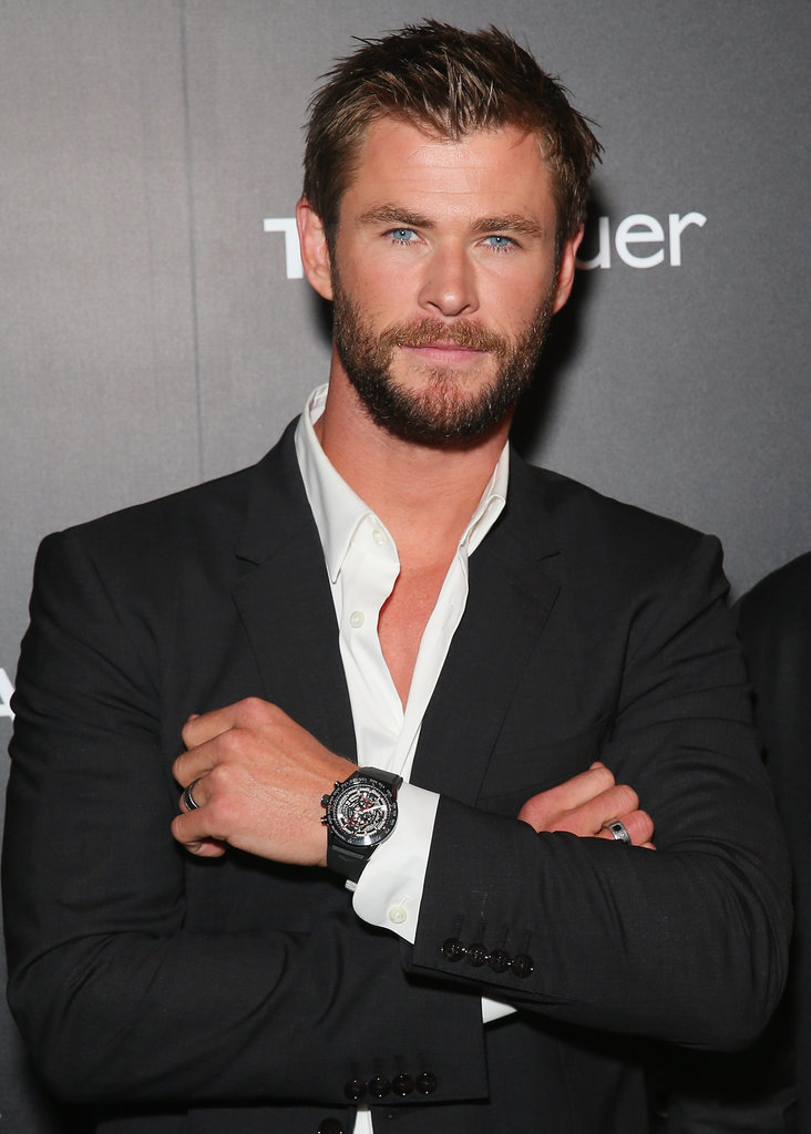 Chris Hemsworth Tag He...
