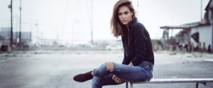 Jessica Alba Is Designing a Denim Collection — and It's About Damn Time