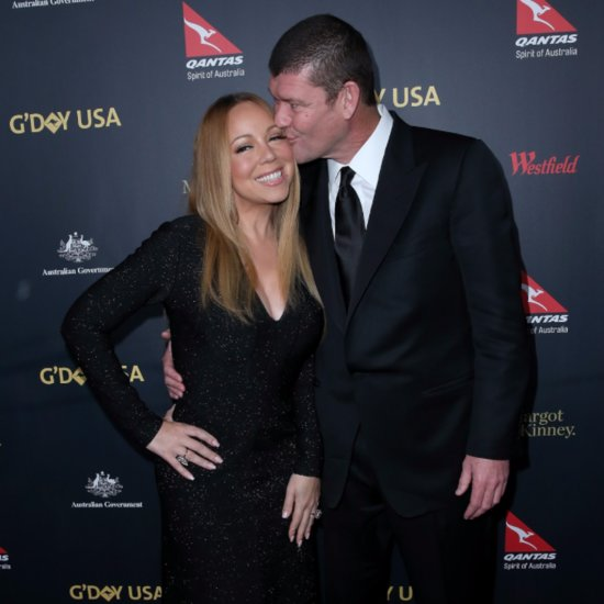 Mariah Carey Doesn't Plan on Having Children With Fiancé James Packer