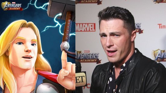 EXCLUSIVE: Colton Haynes on Voicing Thor, His 'Sad' Return to 'Arrow' and That Candid Tumblr Comment