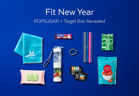 POPSUGAR Must Have Target 2016 Revealed