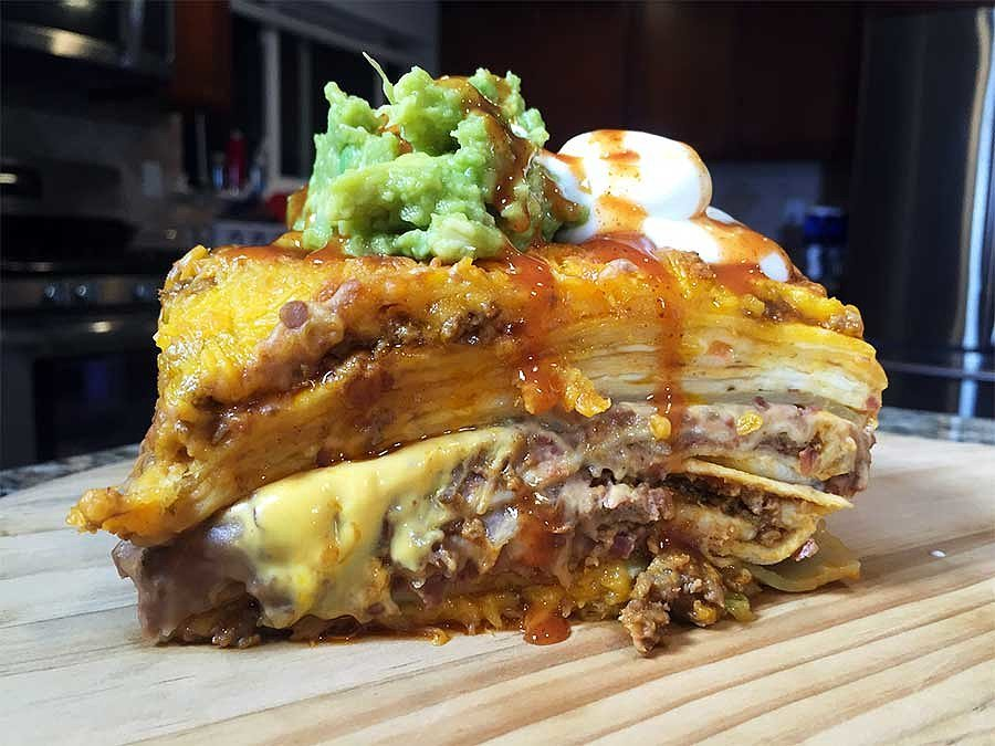 This Taco Bell Lasagna Is Epic