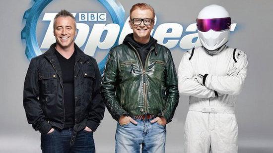 Matt LeBlanc Joins 'Top Gear' as New Car-Obsessed Co-Host!