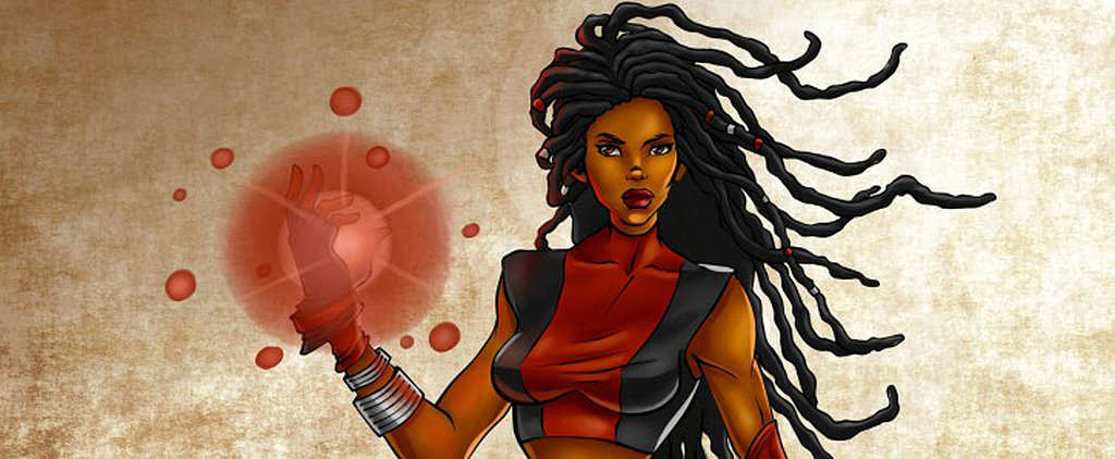 This Is What Multicultural Superheroes Look Like: Awesome