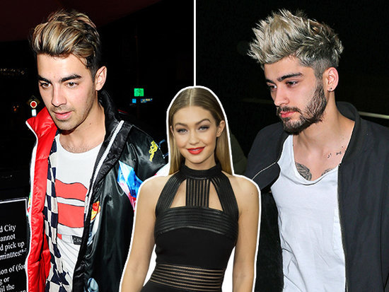 Joe Jonas' New Blond Hair Looks Just Like Another Former Boy Bander's Do (Any Guesses?)