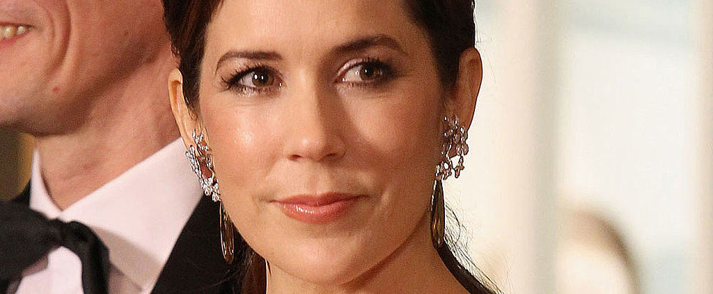 Princess Mary's Look Is Classic Beauty at Its Best