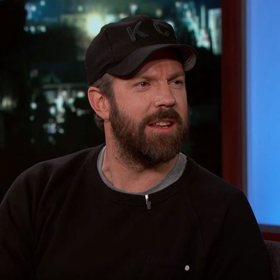 Jason Sudeikis Video of Son on Jimmy Kimmel February 2016