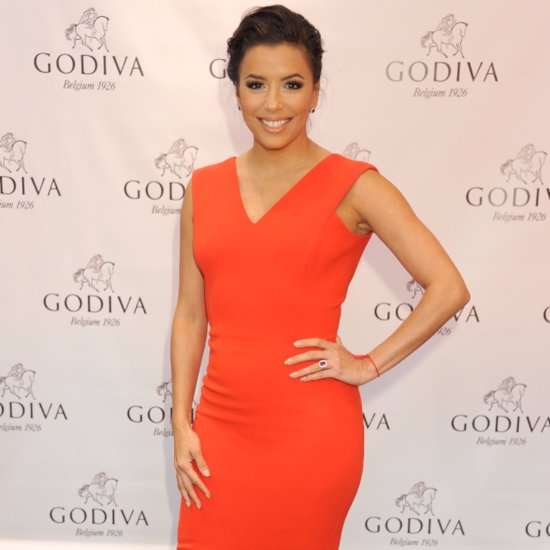 Eva Longoria Avoiding Hard Questions on James Corden