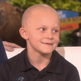 Watch as This Sweet Boy Battling Cancer Receives the Surprise of a Lifetime From Ellen