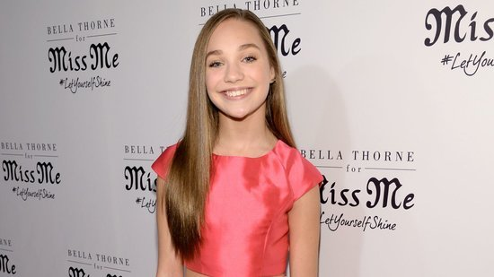 Maddie Ziegler Is Officially Leaving 'Dance Moms' to Star in Film Directed by Sia