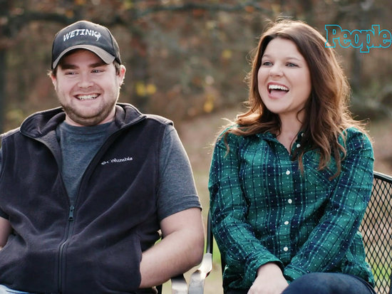 Bars, Bonfires and Target Practice: See How Amy (Duggar) and Dillon King Let Loose!