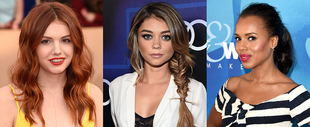 These Are the Sexiest Hairstyles to Wear If You're Hooking Up