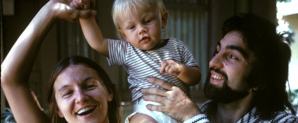 You Must See Leonardo DiCaprio's Baby Pictures, For They Are Bohemian Hipster Gold