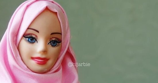 This Hijab-Wearing Barbie Is Your New Favorite Instagram Fashion Icon