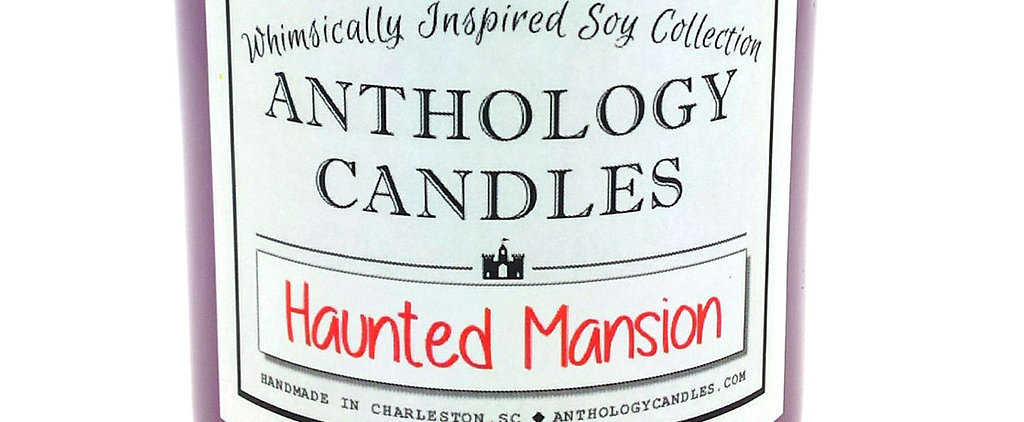 You Can Now Buy a Candle That Perfectly Captures That Disney Ride Scent