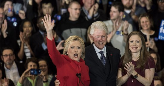 The Clintons' Arkansas Network Comes To New Hampshire