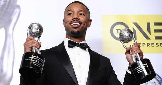Michael B. Jordan Wins Big at NAACP Image Awards for 'Creed': Full List of Winners