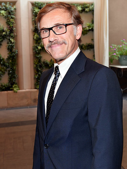 Christoph Waltz Urges Men to 'Take Control' of Their Health