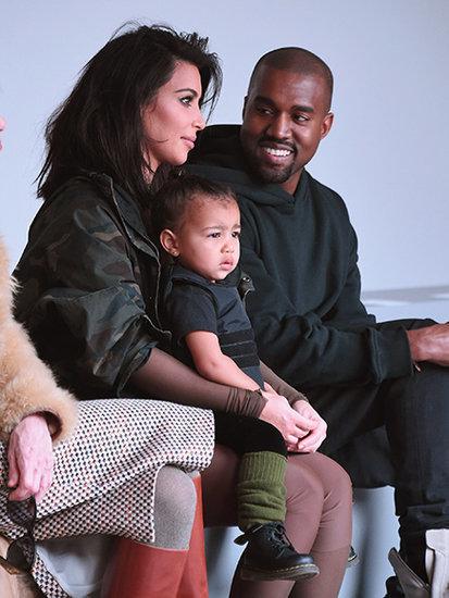 Saint West's Family Lookalike Isn't Kim or Kanye - It's North, Friend Malika Haqq Says