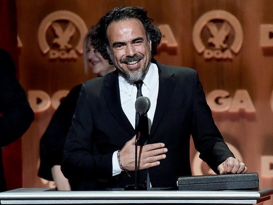 Alejandro González Iñárritu Dedicates His DGA Award Win to 'the Latin Community' During Emotional and Teary-Eyed Speech