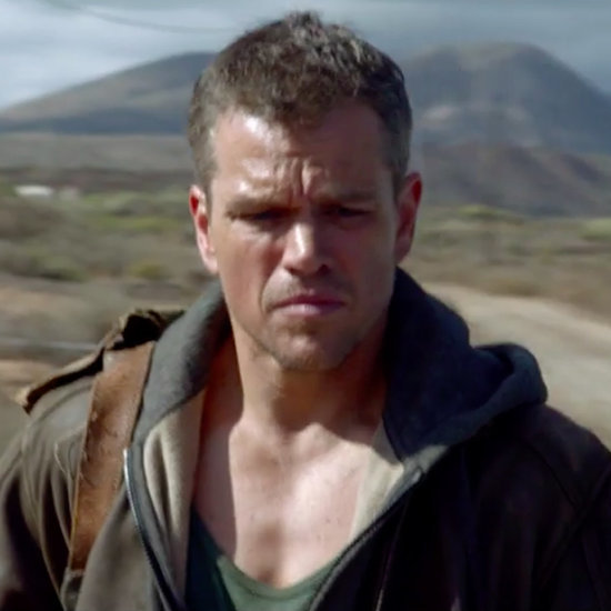 Bourne Is Back! Watch the Trailer For the Fifth Jason Bourne Movie, Starring Matt Damon