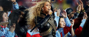 Beyoncé Uses Her Half-Time Outfit to Send Out a Very Important Message