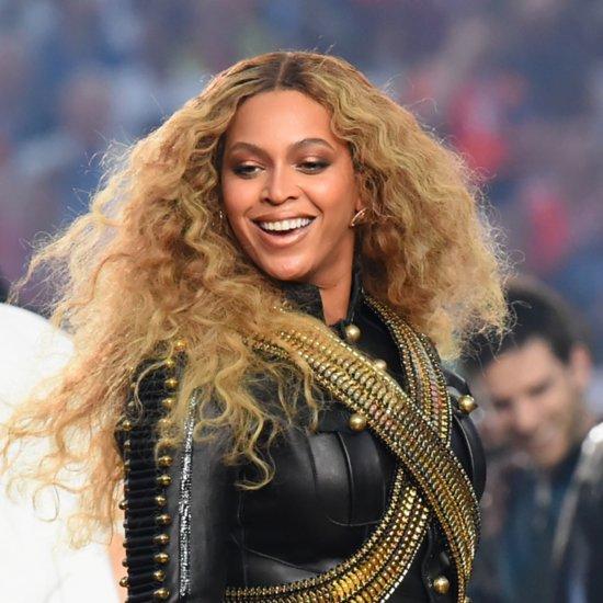 Beyoncé Hair and Makeup Super Bowl 2016