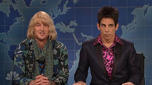 'Zoolander' Stars Hilariously Confuse Ted Cruz and Tom Cruise on 'SNL' (VIDEO)